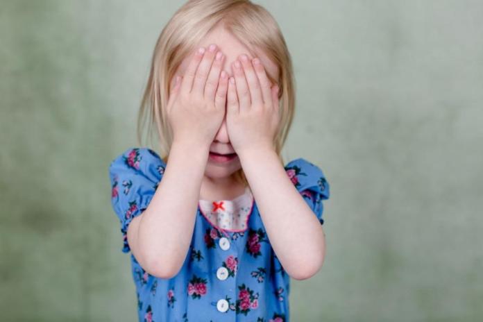 Светобоязнь глаз у детей