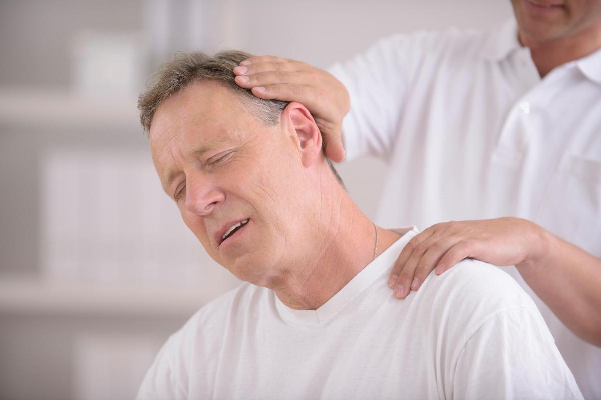 ВСД и шейный остеохондроз