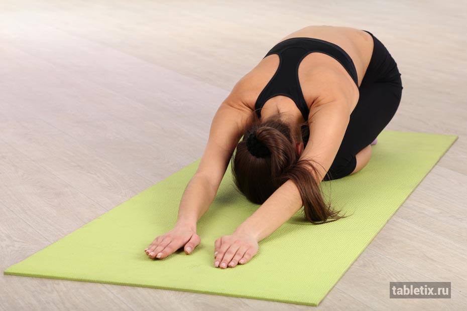 Физкультура при остеохондрозе