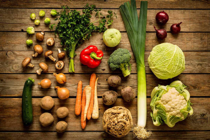 Овощи и грибы при сахарном диабете 1 и 2 типа