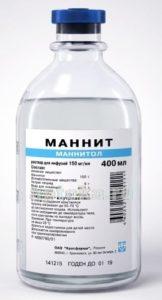 Маннит - диуретический препарат