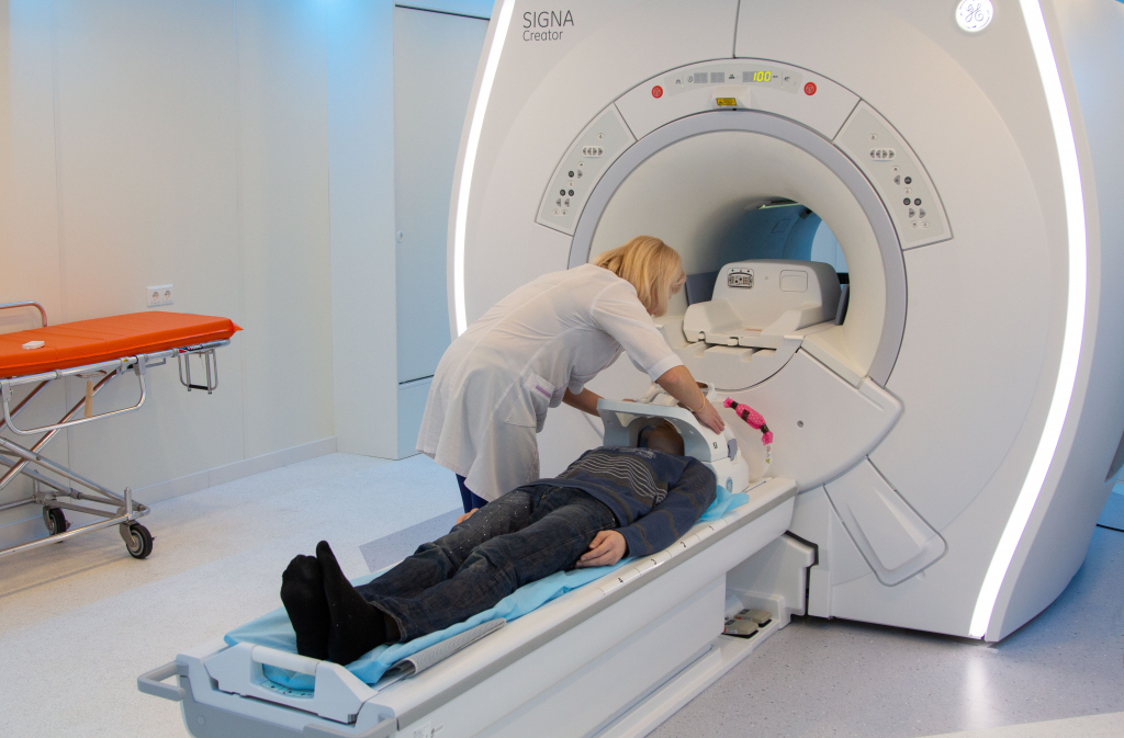 Подготовка пациента к МРТ исследованию