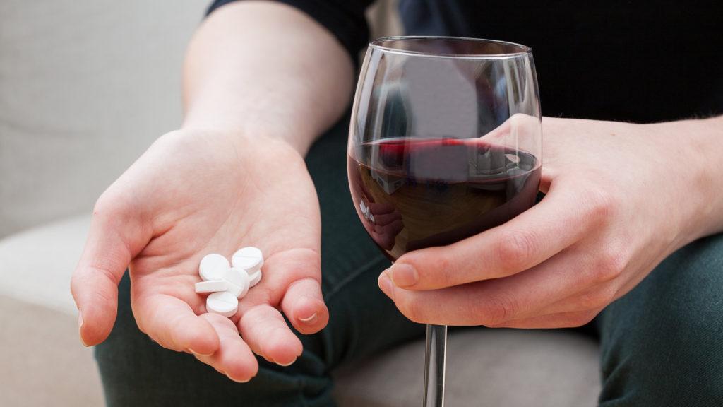 Метформин и алкоголь