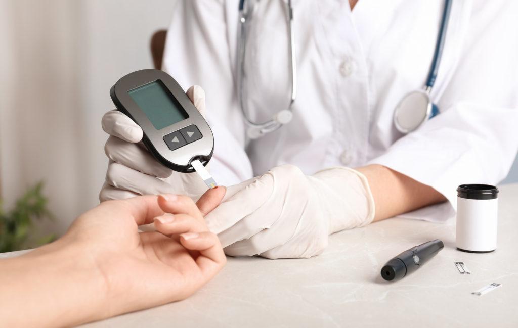 Коронавирус у больных диабетом