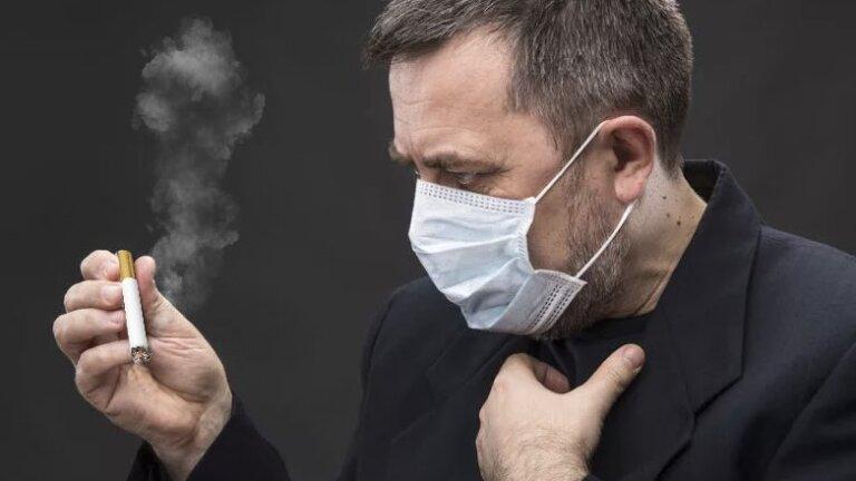 Курение и коронавирус
