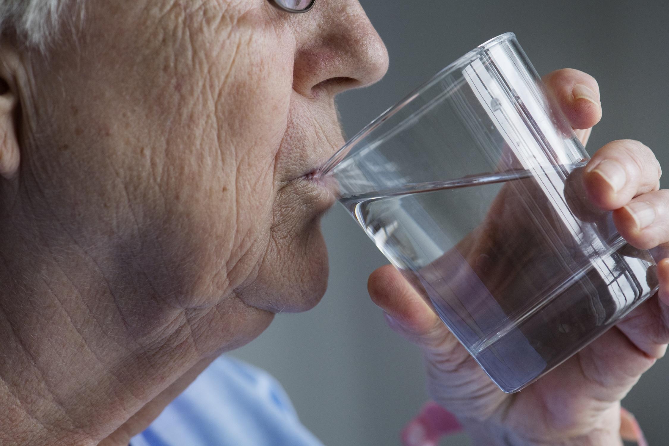 Питье при гипертонии
