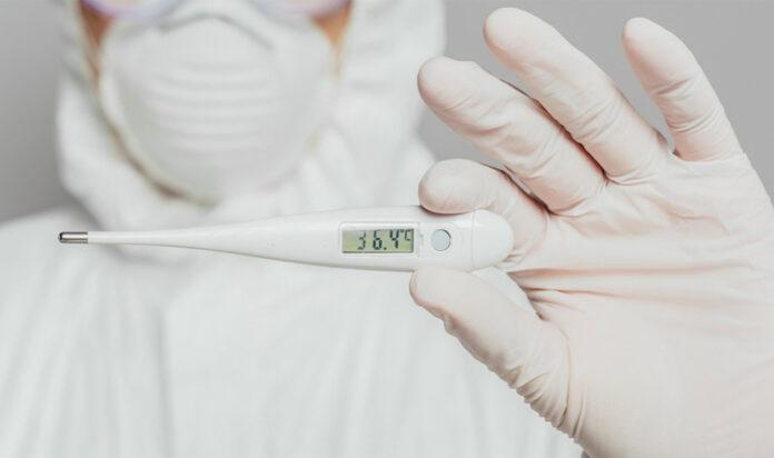 Коронавирус без температуры