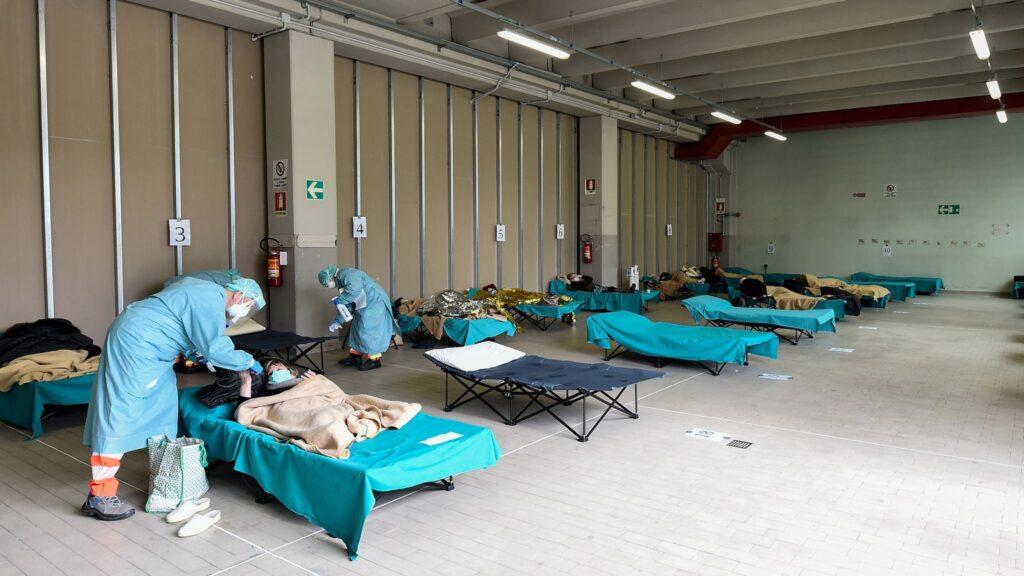 Борьба с коронавирусом в Италии
