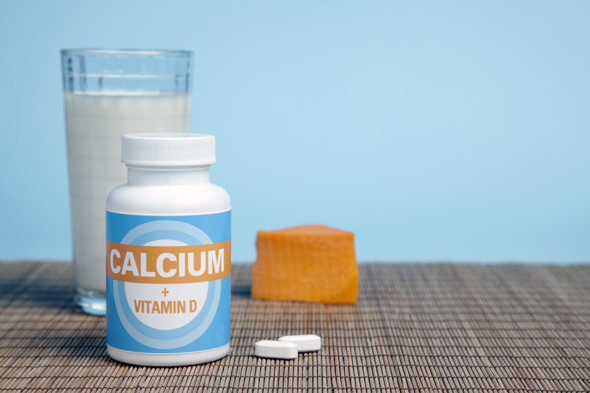 Кальций и витамин D3
