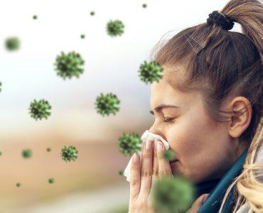 Потеря обоняния при коронавирусе