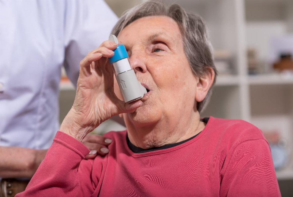 Симптомы коронавируса при астме