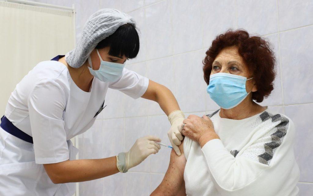 Вакцинация от коронавируса при астме